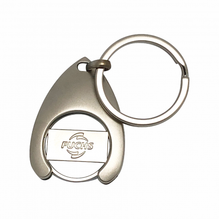 Keychain with chipholder